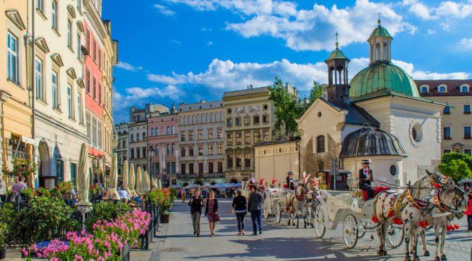 Kraków.Czym zachwyca Gród Kraka? 2020