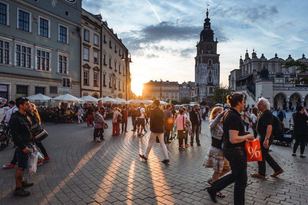 Kraków.Czym zachwyca Gród Kraka?